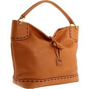 Dooney and bourke florentine leather